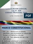 PRESENTACION Conciliación Civil