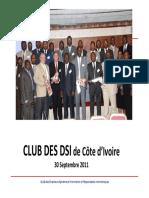 Présentation Du Club