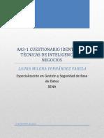 LMFV AA3-1 Cuestionario Identificación de Técnicas de Inteligencia de Negocios