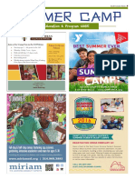 Summer Camps, Education & Programs Guide 0216sct