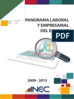LanzamientoPanor Laboral(Libro)