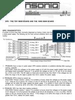 Eps Service Bulletins