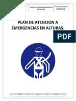 Plan de Atencion a Emergencias de Caidas