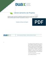 Modelo de Planejamento de Projetos