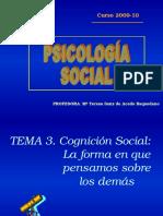 Tema 3 (Psicologia Social)