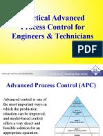 Practical advanced process control