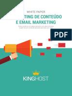Marketing de conteúdo e email marketing