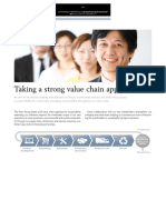 Value Chain Sustainability