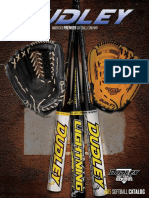 2015 Dudley Softball Equipment Catalog