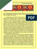 """Reseña """"Lucio V. Mansilla"""
