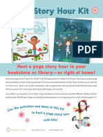 Yoga Story Hour Kit
