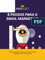 8 Passos Para o Email Marketing