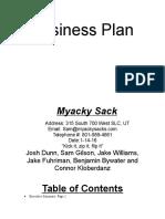 merrill business plan