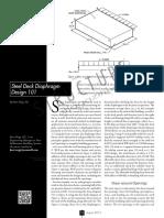 Steel Deck 101