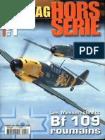 Airmag - Hs01 - Bf 109 Roumains