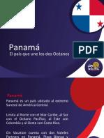 Presentacion Panamá Hoteles y Destino