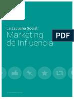 Informe de Brandwatch Marketing de Influencia