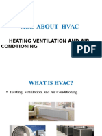 All About HVAC System