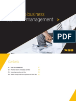 Guide to Cash Flow Management