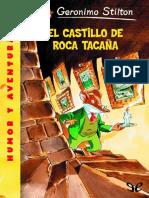 El Castillo de La Roca Tacaña- Geronimo Stilton