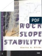 Rock Slope Stability 1