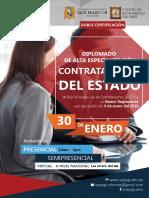 Brochure Contrataciones Del Estado