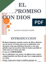 El Compromiso Con Dios (1)