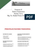 ratios financieros