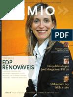 Prémio, Edição de Março, 2010