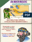 Historia para niños 6- Civilización Mesopotámica.pptx