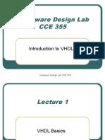 VHDLTutorial