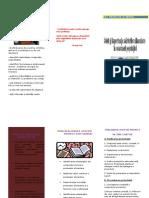 Brosura Metoda Proiectelor