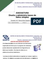 Bases de Datos (1)