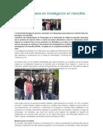 Premio Europeos en Investigación en Hemofilia ASPIRE2015