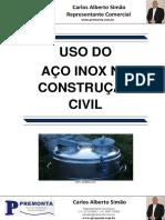 Uso do Aço Inox na Construção de Tanques