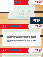 Funciones de La Gestirecursos humanoson de Recursos Humanos