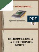 001 Introduccion a la Electronica digital.