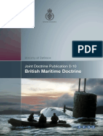 Joint Doctrine Publication 0-10