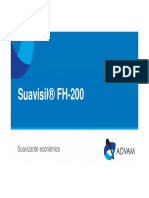 Informacion Suavisil FH-200