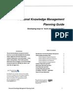 PKM Planning Guide