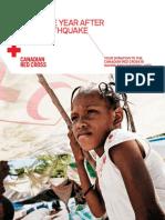Haiti One year en Web