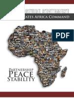 28141297 2010 U S Africa Command Posture Statement