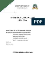 EXPOSICION CLIMAS