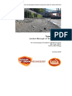 Tower of London Archaeological Foreshore Assessment Report