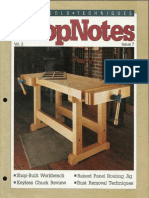 ShopNotes #07 - Shop Built Work Bench.pdf