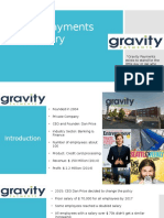Gravity Payments Salary Case study