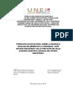 Informe Final de Servicio Comunitario Alfredo Bastardo 2