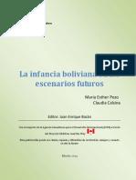 La infancia boliviana en los escenarios futuros