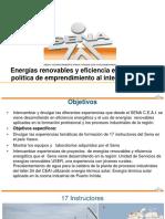 6. Energias Renovables y Eficiencia Energetica - JOSE IGNACION PEREZ