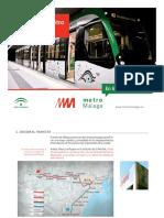 Viajar en Metro Málaga